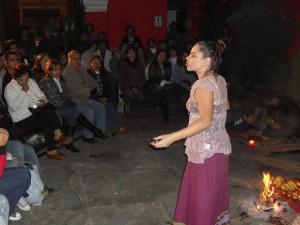 María Laura Vélez. Perú