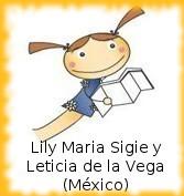 Lily Maria Sigie y Leticia de la Vega